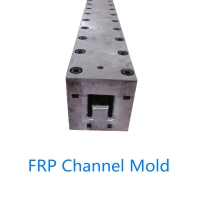 China fiberglass channel mold pultrusion die factory