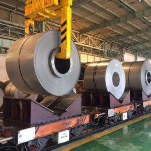 China Automotive steel coil automobile structure steel plate factory