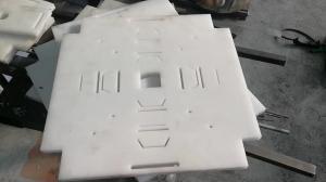 China fiberglass roving guide plate factory