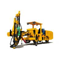 Buy cheap Hydraulic outdoor mining drilling jumbo china supplier from Wholesalers
