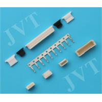 Buy cheap SH Terminal Block Connectors , Phosphor Bronze Tin / Gold Plated 2 - 9 Pin Connector from Wholesalers