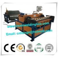 China HVAC Duct Pipe Making Machine Heating And Ventilation Wind Tower Production Line For Tube factory