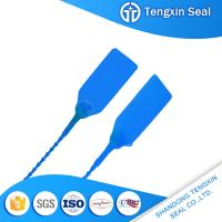 China TXPS 006 Customized design embossed 300mm One-step molding plastic seal on sale