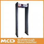 Practical High Sensitivity Door Frame Metal Detector for KTV Security Check