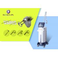 Buy cheap 50W Skin Resurfacing CO2 Fractional Laser Machine Fractional Photothermolysis Theory from Wholesalers