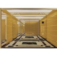 Quality Energy - efficient  mini machine room passenger elevator - Green and clean wholesale