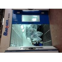 Auto Paint Room Waterborne Spray Booth Color Optional With Steel Basement Ground
