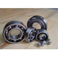 Buy cheap Steel Cage Single Row 6406 Small Ball Bearings Open Type 0.72kg from Wholesalers