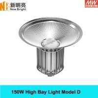 Quality High Power Led High Bay Lamp 150W metal halide high bay light for sale
