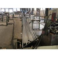 China Threaded Cs Carbon Steel Welded Tube / Black Welded Steel Pipe THK SCH 80 8mm Thick factory