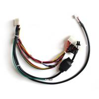 China PVC Insulation Auto Stereo Wiring Harness Customized Copper Conductor on sale