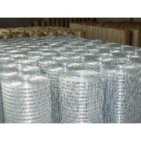 Buy cheap Galvanized Welded Wire Mesh (C-0084) from wholesalers