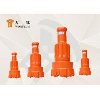 China Great Technology Control Dth Bits Down The Hole Drilling Tools For Soil Investigation factory