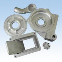 China High Performance Aluminum Die Casting Parts / Custom Motor Spare Parts factory