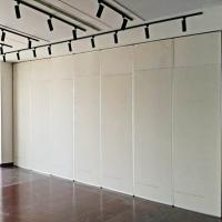 Buy cheap Operable Sliding Folding Interiors Wooden Door Movable Partition Walls For Banquet Hall Meeting Room from Wholesalers