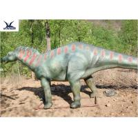 Buy cheap Customizable Realistic Dinosaur Statues For Water Park / Science Center / Museum Exhibits from Wholesalers