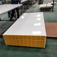 China greywhite 1150-50-426mm hollow core mgo sandwich panel for clean room factory
