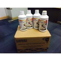 Buy cheap CMYK Sublimation Printer Ink One Liter For Textile Inkjet Printer from Wholesalers