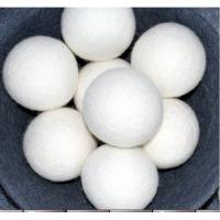 100% new zealand wool dry ball