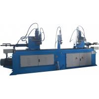 Buy cheap Large Hydraulic Steel Pipe Bender Multilingual Operation 11KW Motor Power from Wholesalers