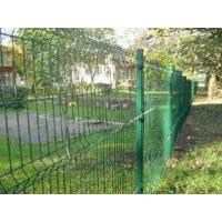 Buy cheap PVC Coated Wire Mesh Fence Panel (WMF-46) from wholesalers