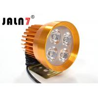 Buy cheap Yellow Motorcycle Led Headlight Conversion , Motorcycle Led Running Lights from wholesalers