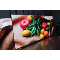 Buy cheap Flat Indoor LED Video Wall 15kg Lightweight High Contrast Screen Non Trails from Wholesalers