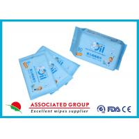 Buy cheap Unscented Pure Cotton Non Alcoholic Baby Wipes Wet Or Dry No Paraben from Wholesalers