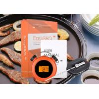 Buy cheap EasyBBQ Clock Wireless Bluetooth Meat Thermometer Smart Phone Remote Control from wholesalers
