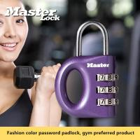 Buy cheap Zinc Alloy Luggage Combination Padlock Three - Digit Type For Wardrobe from Wholesalers