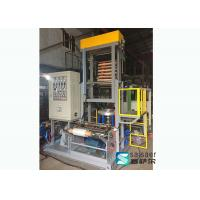 Buy cheap High Precision Mini PE Film Blowing Machine Fixing Traction Frame Structure from Wholesalers