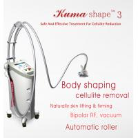 Buy cheap sculpting body fat liposuction therapy cellulite RF Kuma shape/ Body Cavitation Vacuum Shaping/ laser slimming from Wholesalers