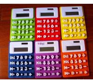 China 2014 hot selling solar calculator wholesale silicon calculator factory