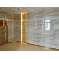 China UV Coating Solid Pvc Waterproof Bathroom Wall Panels Exterior Marble Color factory