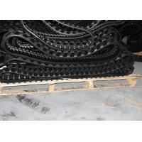 Buy cheap Kubota Kc60 Excavator Rubber Tracks With Kevlar Fiber Steel Cord Structure from wholesalers