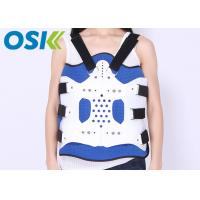 China Adjustable Orthopedic Posture Support Blue / White ODM OEM Service Provided factory