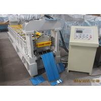 Buy cheap Automatic PPGI Steel Roll Forming Machine Cold Roll Forming Line With Mitsubishi PLC from Wholesalers