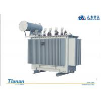 Buy cheap 10 - 35 kv Oil Immersed Distribution Transformer 20 KV Three Phase Copper Winding from Wholesalers