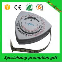 Buy cheap Promotion Unique Tailor 2m Fiberglass Measuring Tape FCC / SGS from Wholesalers