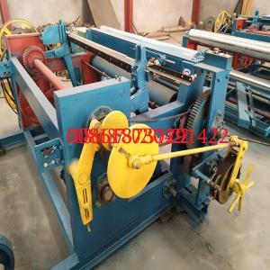 China 12x8mesh Aluminum Alloy Window Screen Weaving Machine made in China factory