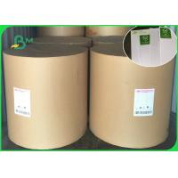 China FSC Approved 60g 70g 80g Uncoated Woodfree Paper Offset Printing In Reel Or Sheet on sale