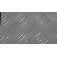 Buy cheap 1050 1060 1100 3003 3004 5052 5754 6061 6063 Diamond Plate Aluminum Sheets Embossed from wholesalers