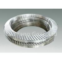 Buy cheap Professional Zinc / Alloy Steel Zerol Bevel Gears For Heavy Duty Reducer Box from Wholesalers