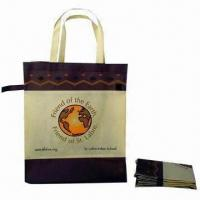 China Promotional Bag, Made of Nonwoven Material, Customized Logo Printings are Accepted factory