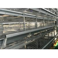 China durable poultry raising equipment Feeder System low energy consumption factory