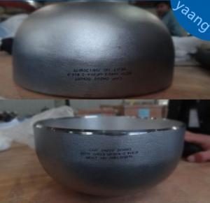 ANSI/ASME B16.9 Stainless Steel 3 Inch Pipe Cap