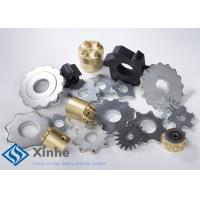 Buy cheap Scarifiers Edco Parts Scarifier Beam Cutters Kits With 18 Sharp Teeth from Wholesalers