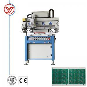 China CE Semi Automatic Silk Screen Printing Machine for sale on sale