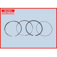 Buy cheap FVR 6HK1  Isuzu Piston Rings 8980401250 0.1 KG Net Weight Small Size from Wholesalers