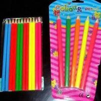 China Promotional Color Pencils, Customized Printings are Welcome factory